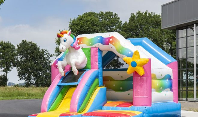 Promo mois de juin pour nos châteaux gonflables