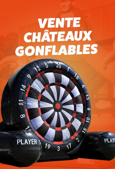 Vente Chateaux Gonflables